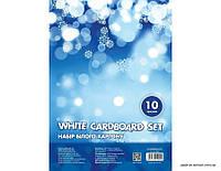 Картон белый Cool For School, 10 листов CF21000