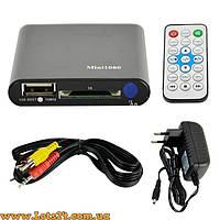 Медиа Плеер FullHD 1080p для ТВ с поддержкой HDMI MKV AVI MP3 FLAC APE