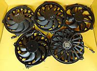 Б/у вентилятор осн. радиатора 1401312280 9 лопастей Ситроен Джампи Сітроен Джампі Citroen Jumpy HDI с 2007 г.