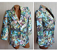 Пиджаки женские. Цветная пастель. 44-48 р-ры.