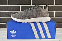 Мужские летние Кроссовки Adidas Tubular SHADOW Grey (адидас, реплика)