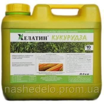 Хелатин Кукурудза 10 л. Кішонський