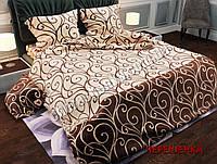 Полуторный набор постельного белья 150*220 Полиэстер №087