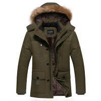 Мужская зимняя куртка. Мужской пуховик. Модель 4020