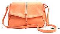 Женская сумка из искусственной кожи 7927169 Персиковый