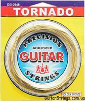 Струны для акустической Гитары Tornado 09-46