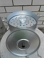 Мантоварка на 6 литров (ДЕМИДОВ) - 4 яруса