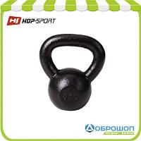 Гиряметаллическая Hop-Sport 8кг, фото 1