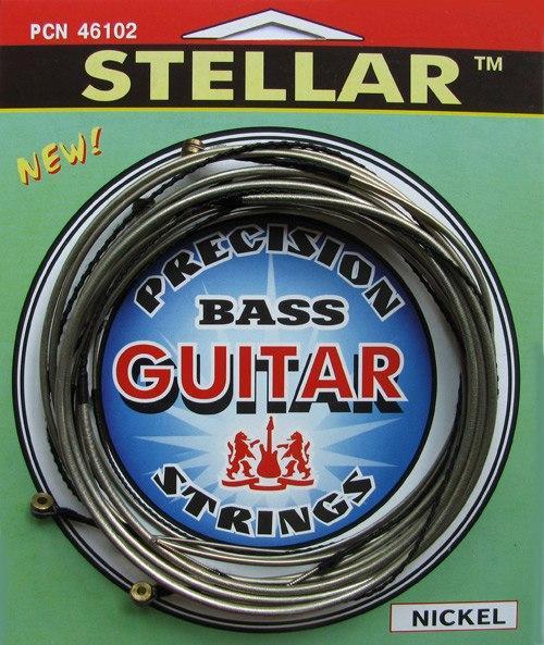Струны для Бас Гитары Stellar