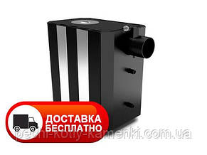 Огнев ПОВ-150 ЧК Б с теплообменником и конфоркой, фото 2