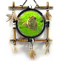 Панно настенное Лев