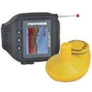 Наручный эхолот-часы с цветным экраном CZ Watch Fishfinder