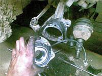 Ступица передняя задняя Opel Vectra C