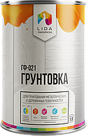 Грунтовка ГФ-021 тм Lida