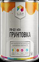 Грунтовка ГФ-021 «Л» тм Lida