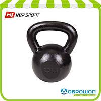 Гиряметаллическая Hop-Sport 20кг, фото 1