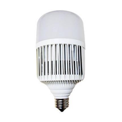 LED лампа 80Вт с цоколем Е40, фото 2