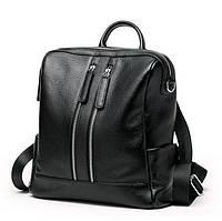 Женская сумка-рюкзак кожаная
