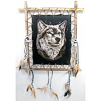Панно настенное Волк