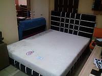 Кровать двуспальная с подъемным механизмом Токио