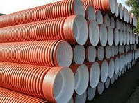 Труба ПВХ диаметр 250 мм для канализации ( длина 6 м)