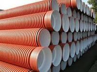 Труба ПВХ диаметр 400 мм для канализации