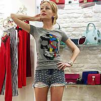 Женские шорты джинсовые короткие