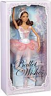 Кукла Барби коллекционная Прима-Балерина (2016 Ballet Wishes Barbie Doll – African-American) , фото 5