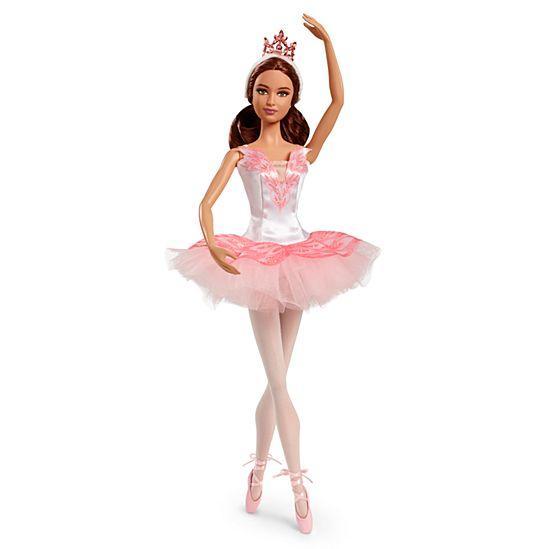 Кукла Барби коллекционная Прима-Балерина (2016 Ballet Wishes Barbie Doll – African-American)