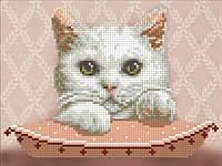 Схема для вышивки бисером T- 0827 Кошка Мася