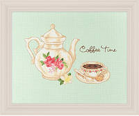 """Набор для вышивания """"Время кофе"""" XIU CRAFTS 2801401"""