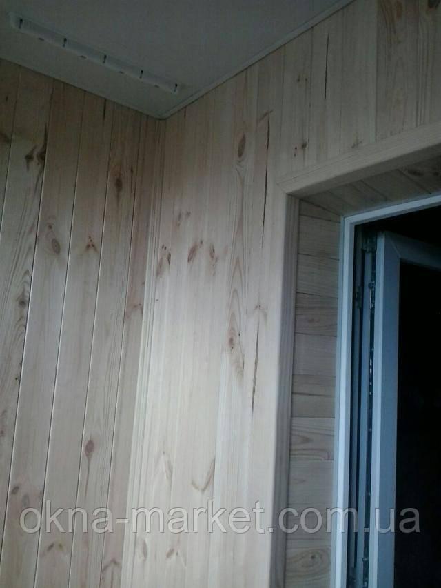 Застеклить балкон под ключ в Киеве - фирма