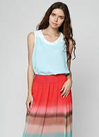7988 Блуза женская голубая: imprezz.com.ua