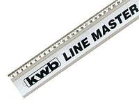 Линейка алюминиевая KWB line master 600мм