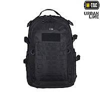 M-Tac рюкзак Urban Line Charger Hexagon Pack Black