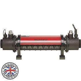 Теплообмінник спірально–трубчастий Elecro SST–36; 36 кВт