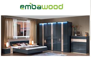 Мебель фабрики Embawood на наших страничках.