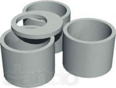 Крышки (плиты перекрытия) колец  1ПП 15-2