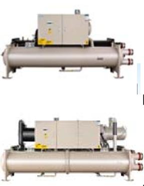 Чиллер Midea LSBLG825/MCFN (2 компрессора)