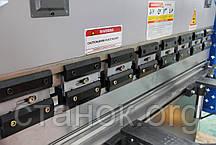 Zenitech WC 67 K T Листогиб гидравлический c ЧПУ Пресс гибочный Кромкогиб зенитек вс к, фото 3