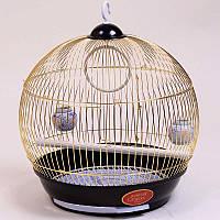 Золотая Клетка для канареек, попугаев