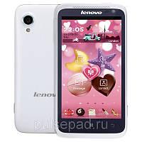 Смартфон Lenovo S720 (White) (Гарантия 3 месяца), фото 1