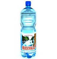 Вода мінеральна Шаянська 2  1,5 л.
