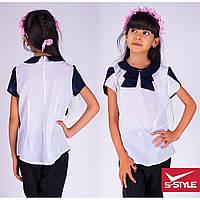 Школьные блузки и туники для девочек