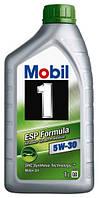 Моторное масло Mobil-1 ESP-FORMULA 5w30 1л SN/CF, C3, VW 505/506