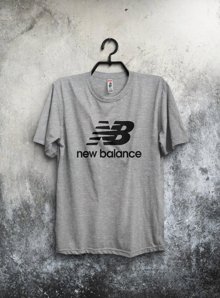 Футболка New Balance (Нью Бэланс)