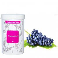 Massena Гелевое обертывание для тела виноградное 1000 г