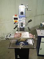 Фрезерно-вертикальный станок по металлу Zenitech BFM 20 Vario