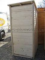 Туалет деревяний, фото 1