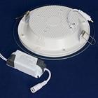 Светодиодный светильник Biom 18W 4200К круглый белый, фото 2